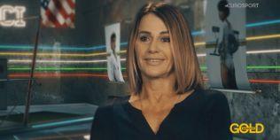 VIDEO Nadia, spectacol la