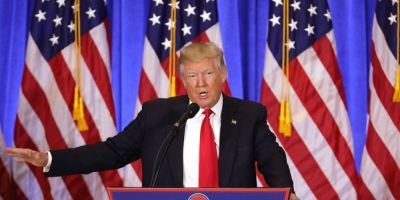 Statele Unite intra intr-o saptamana fierbinte inainte de investirea lui Trump: marsuri si diverse forme de protest incep astazi la Washington si in alte orase