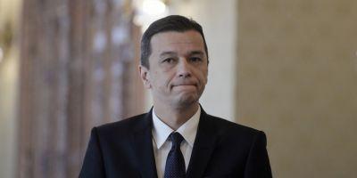 Grindeanu: Dincolo de partea politica, pe mine si pe Florin Iordache ne leaga o prietenie de mai multi ani