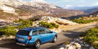 Familia Dacia se mareste cu noul Logan MCV Stepway