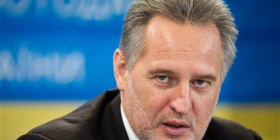 Oligarhul ucrainean Dmitri Firtas a fost arestat la Viena si ar putea fi extradat in SUA