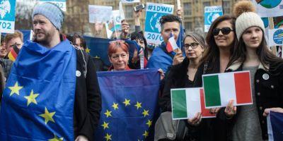 Liderii UE se reunesc la Roma pentru a trasa viitorul unei Europe in criza