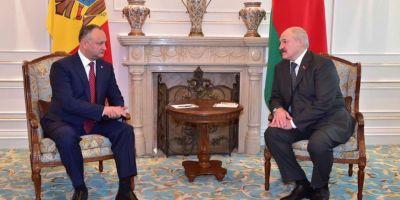 VIDEO Igor Dodon: Belarus poate fi un exemplu pentru Republica Moldova. Acolo oamenii nu pleaca din tara
