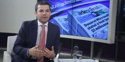 Daniel Constantin isi face partid nou dupa ce a fost exclus din ALDE