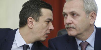 Grindeanu ii bate obrazul lui Dragnea: Nu imi dau demisia. Mi s-a propus sefia mai multor institutii ale statului, doar ca sa demisionez
