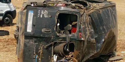 Accident auto cu romani in Spania. O tanara gravida a murit, alti sapte romani, printre care un copil, sunt raniti