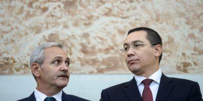 Ponta, Grindeanu, Sova si Teodorovici l-au dat in primire la DNA pe Dragnea: