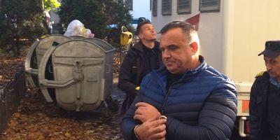 FOTO VIDEO Interlopul Ioan Clamparu, condamnat definitiv la 25 de ani de inchisoare si la plata unor daune de 50.000 de lei