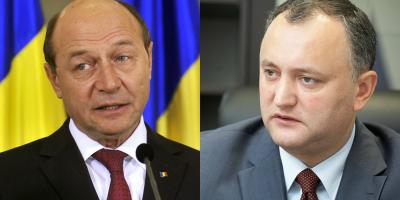 Traian Basescu, catre Igor Dodon: Va imaginati cu cata credibilitate ati ramas in calitate de presedinte in functie?
