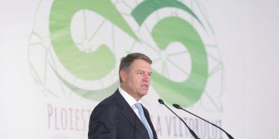 Presedintele Klaus Iohannis participa astazi, la Bruxelles, la cel de-al cincilea Summit al Parteneriatului Estic