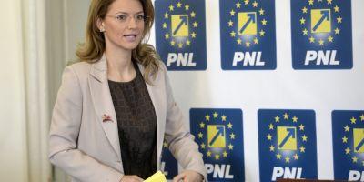 Alina Gorghiu: Urmeaza doua luni de calomnii si minciuni. Pentru PSD si ALDE, principalul vinovat e poporul care se duce la vot