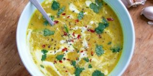 Cea mai buna supa de usturoi