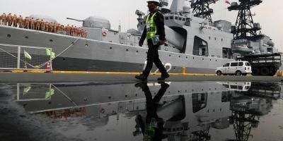 Peste 50 de nave de razboi se afla in constructie in anul 2017, anunta ministrul Apararii