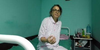 Cazul emotionant al pacientei care spune ca Lucan a izgonit-o din spital: