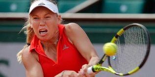Meci epic: Wozniacki, pusa cu spatele la zid! A fost condusa cu 5-1 in decisiv si a fost la o minge de eliminare