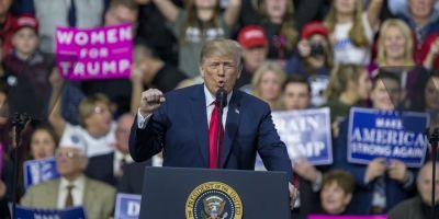 Trump pledeaza pentru pedeapsa cu moartea pentru traficantii de droguri, intr-un discurs confuz