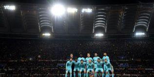 Barcelona poate sarbatori azi titlul 25 din istoria clubului