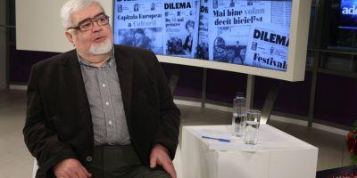 Plesu, despre Marx: Nu cred ca trebuie inlaturat din istoria filozofiei, nu cred ca un radical act de cenzura e binevenit
