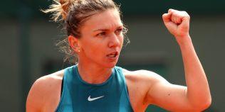 VIDEO Momente pentru istorie: cum a reactionat Simona Halep dupa ultimul punct al finalei de la Roland Garros